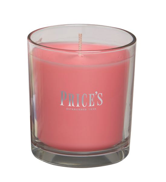 Price's Pink Grapefruit Scented Jar Candles (6 Candles)