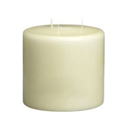 150mm x 150mm 3 Wick Pillar Candles (2 Candles)