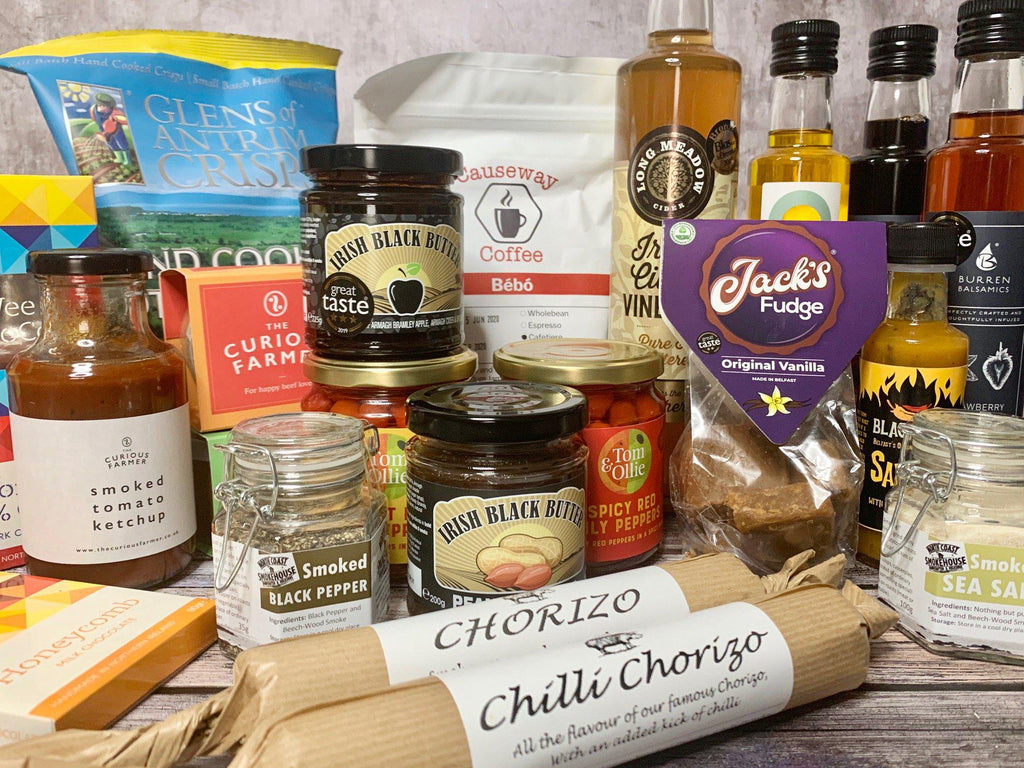 Northern Ireland Food and Drink Hampers