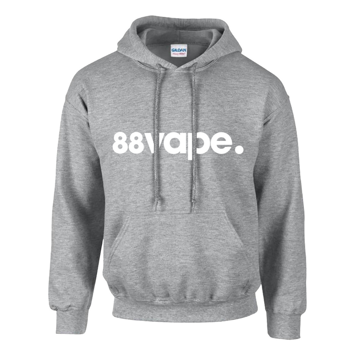 88Vape Grey Hoodie - Limited Edition