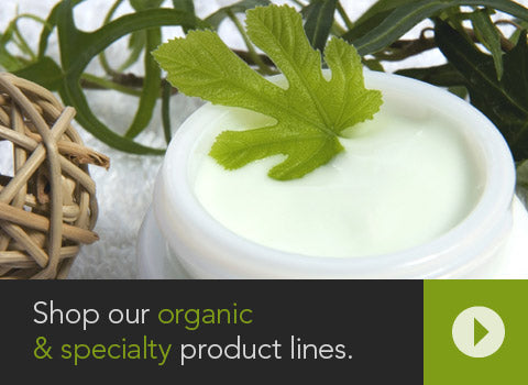 Shop our organic and specialty product lines.