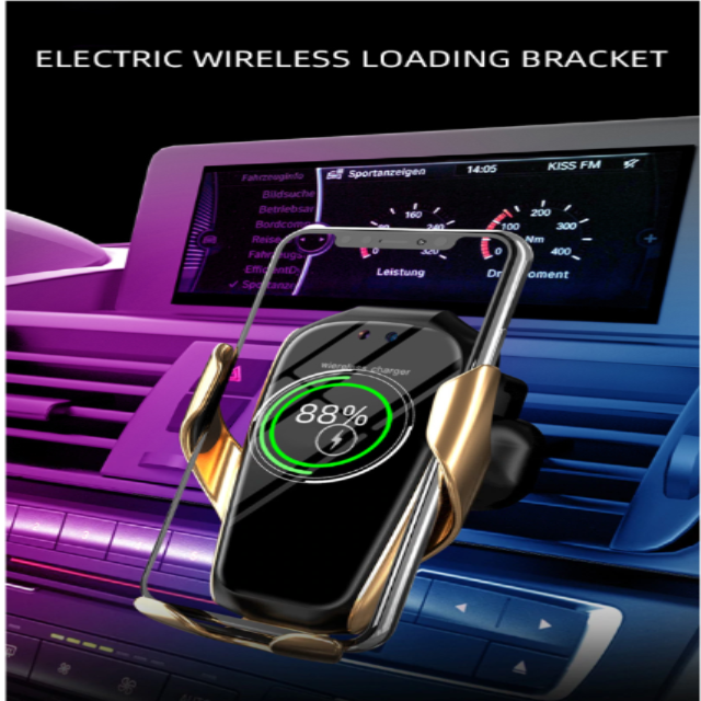 2 in 1 Wireless Car Charging