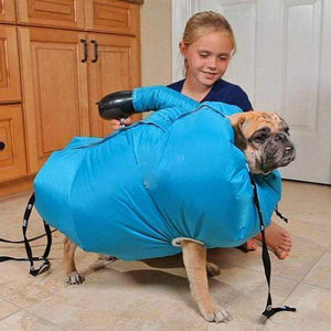 Dog Drying Bag