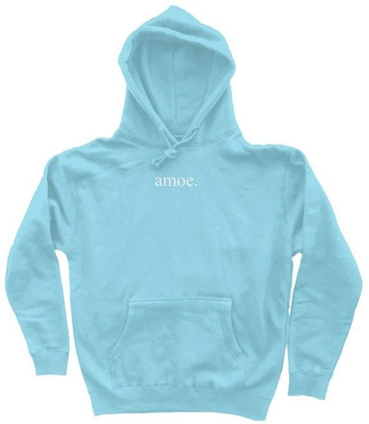 Embroidered Hoodie (Three Colors) - Amoe Worldwide