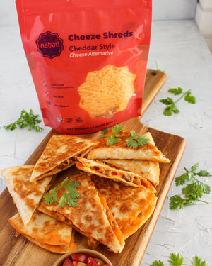 Nabati Cheeze Cheddar Style Shreds