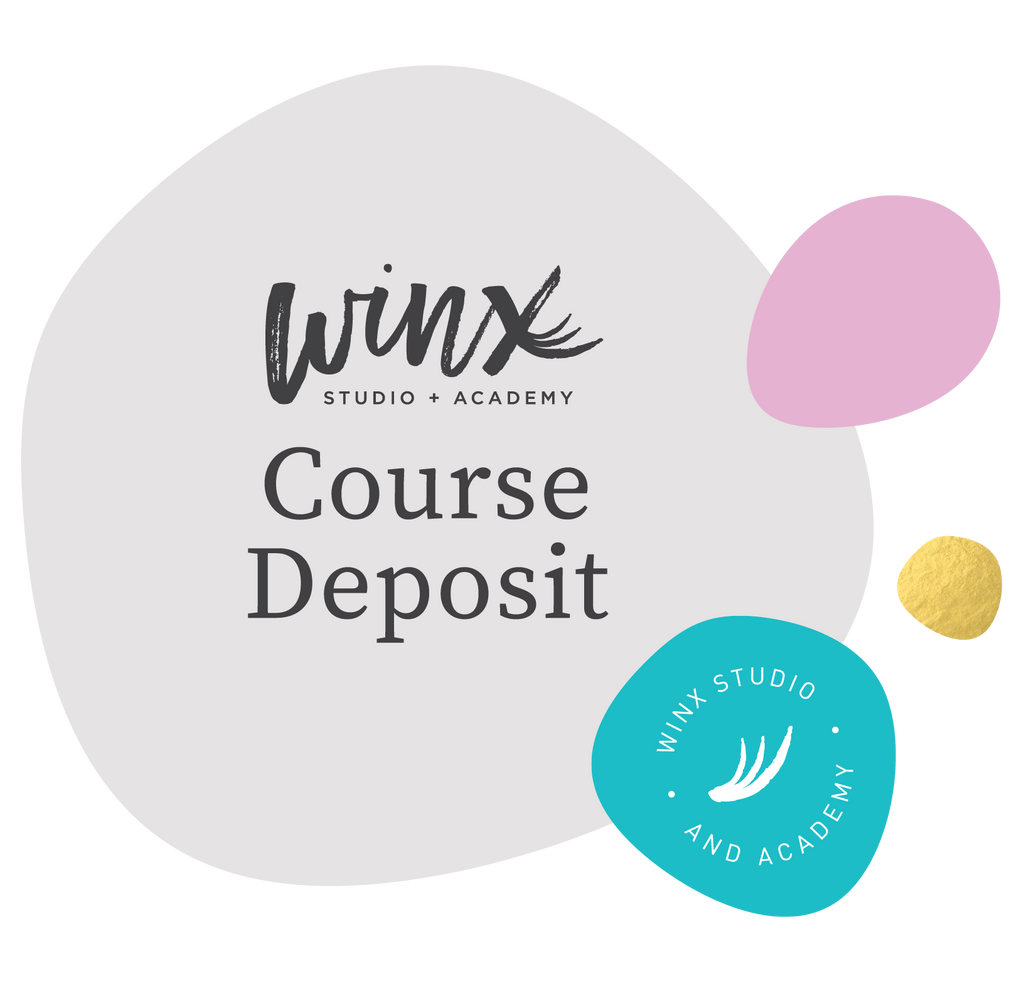 Winx Academy DEPOSIT In-Person Ultimate Lash Artistry Course