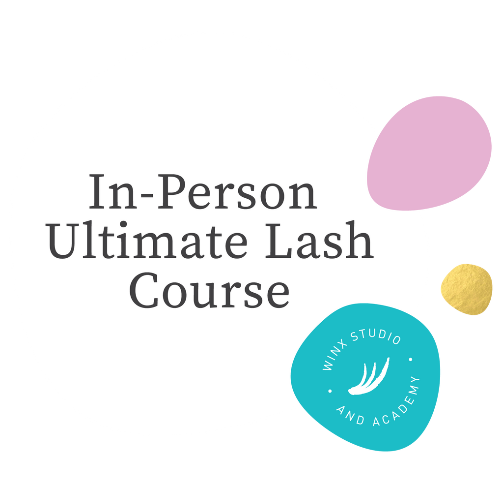 Winx Academy In-Person Ultimate Lash Artistry Course