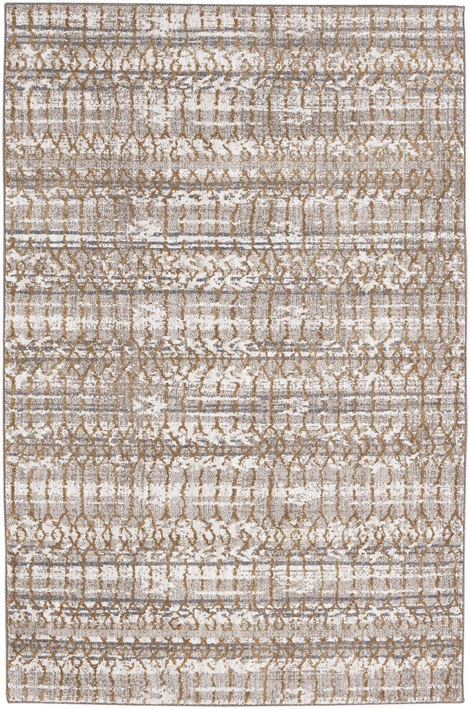 Flirt Brushed Gold Rug - Cosmopolitan Collection - Patina Vie