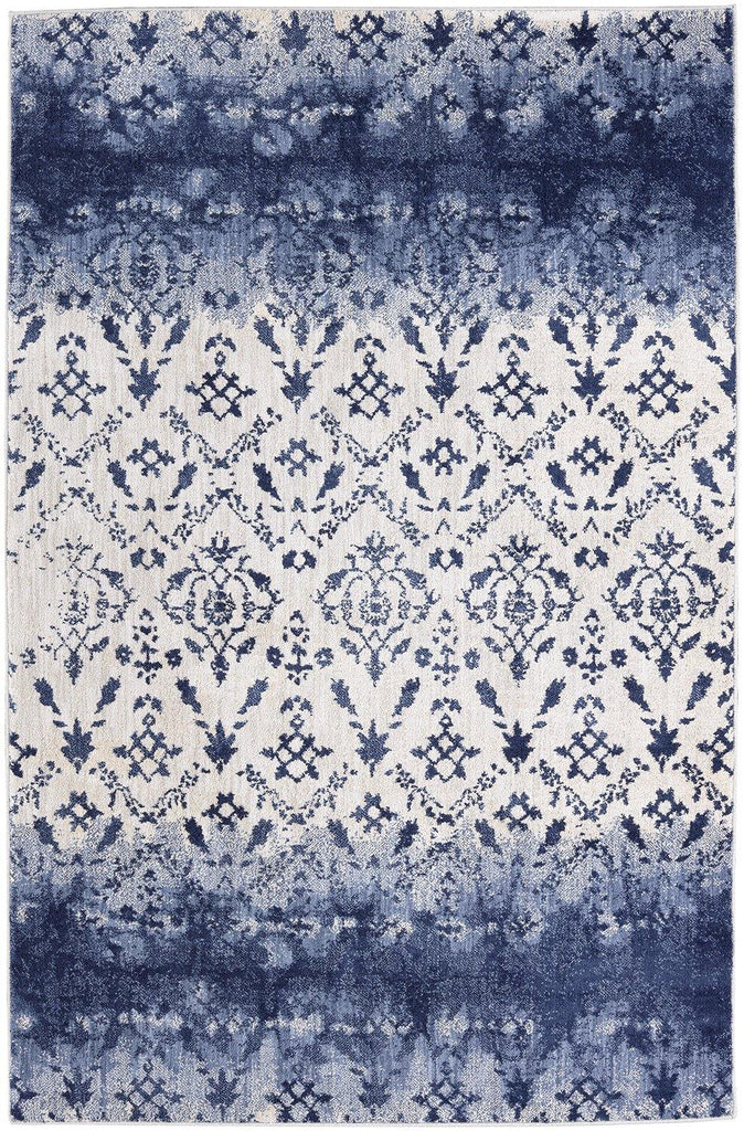 Netherlands Indigo Rug - Cosmopolitan Collection