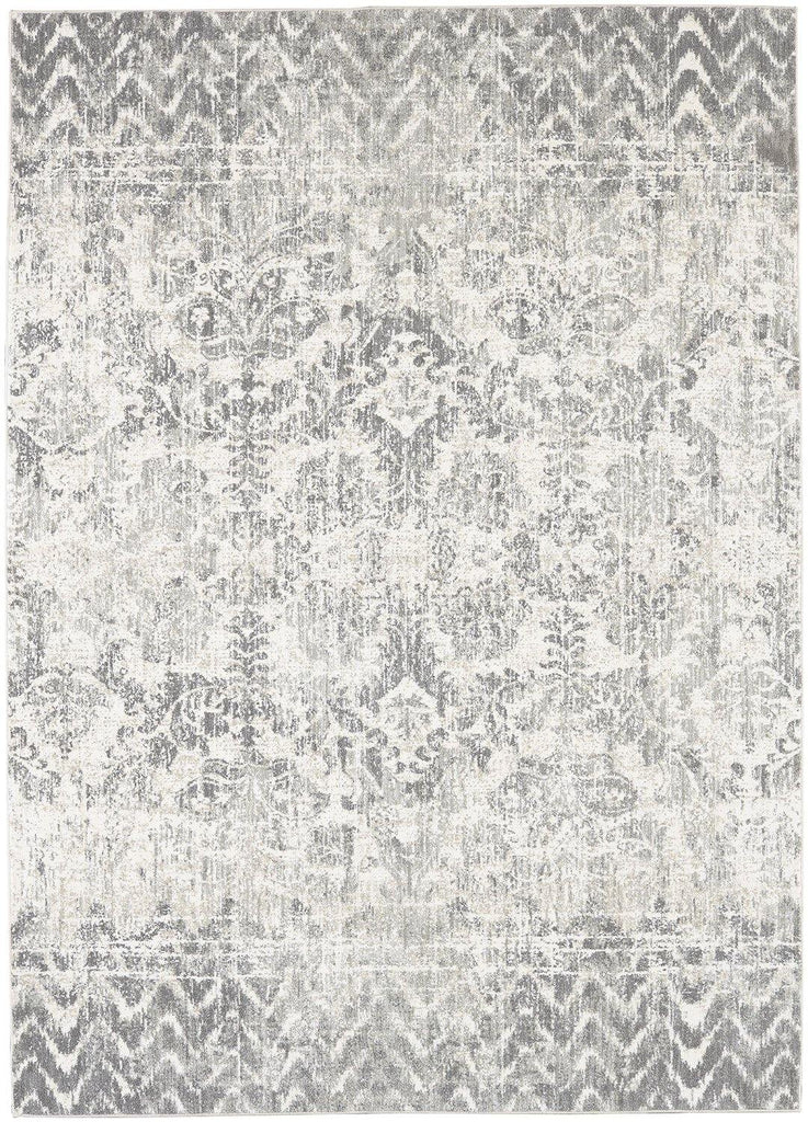 Le Jardin Willow Grey Rug - Touchstone Collection