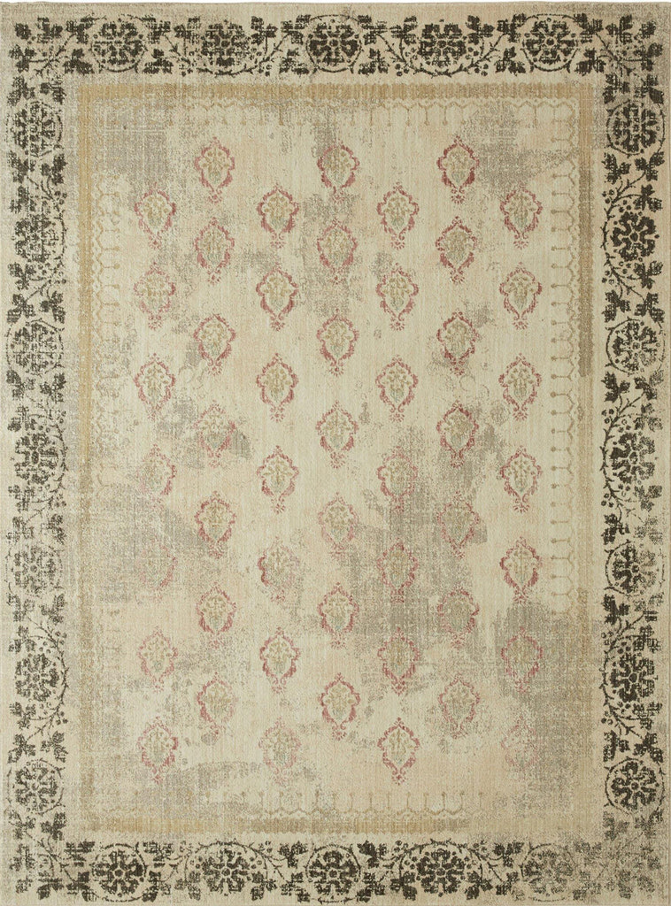 Floret Blush Rug - Studio Collection