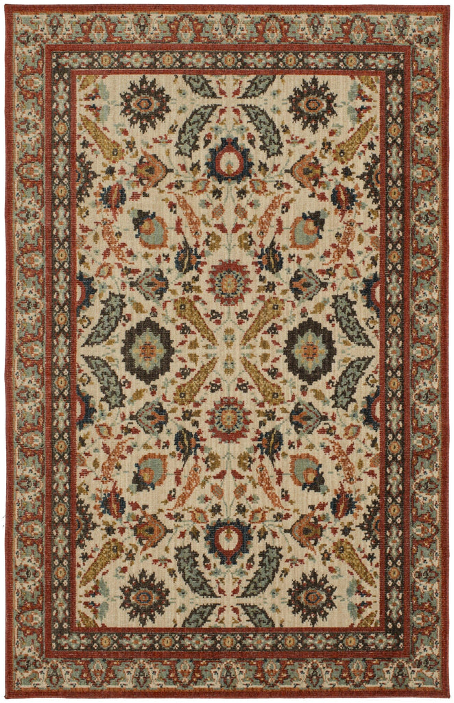 In Full Bloom Rug - Vintage Tapis Collection