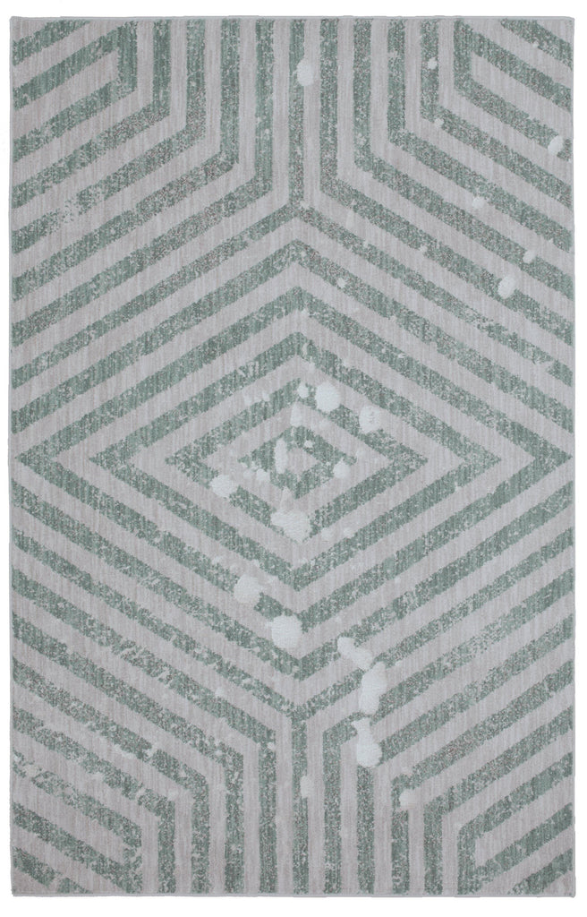 Moderne Jade Rug - Cosmopolitan Collection