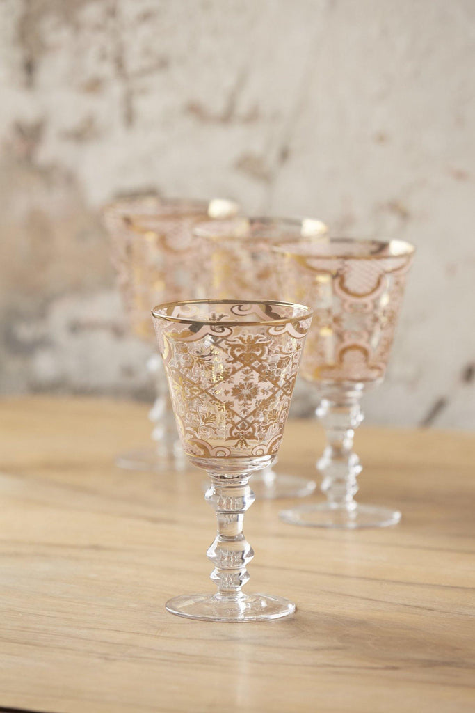 Patina Vie Bellissimo Goblet, S/4