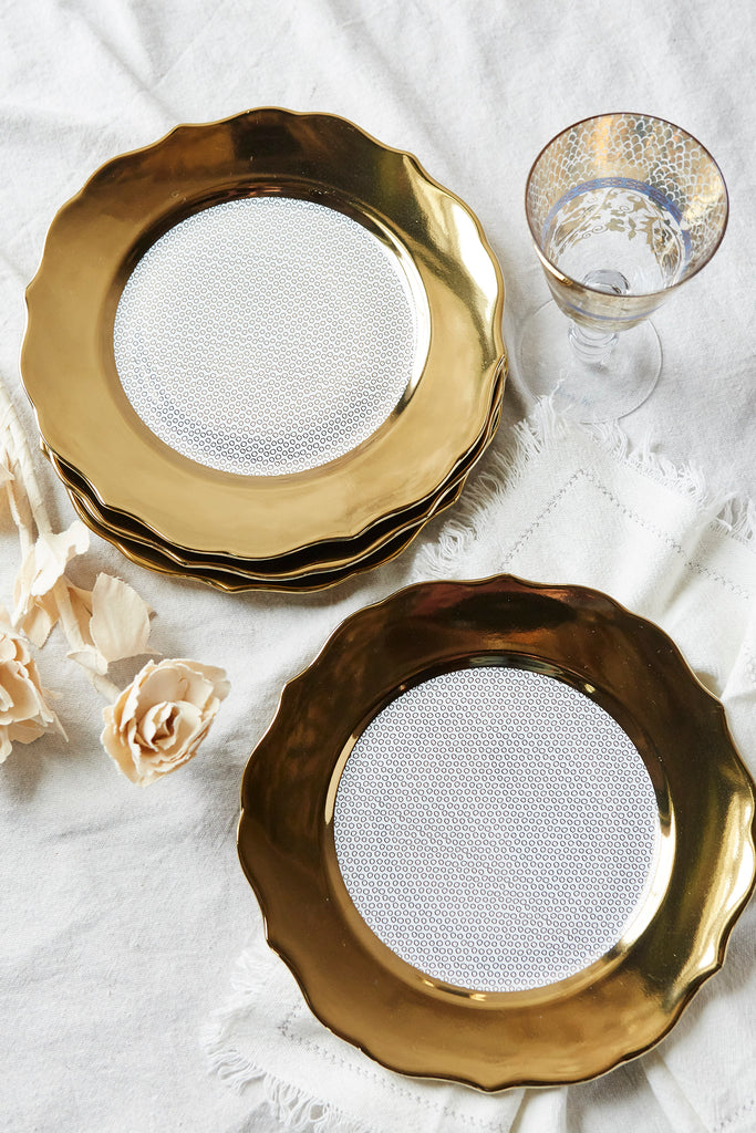 Patina Vie Chateau Luxe Dinnerplate