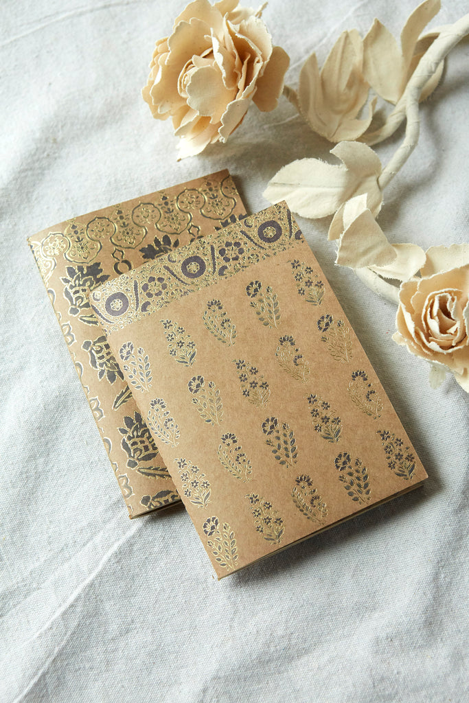 Patina Vie Kraft 2 Pack Journal Set