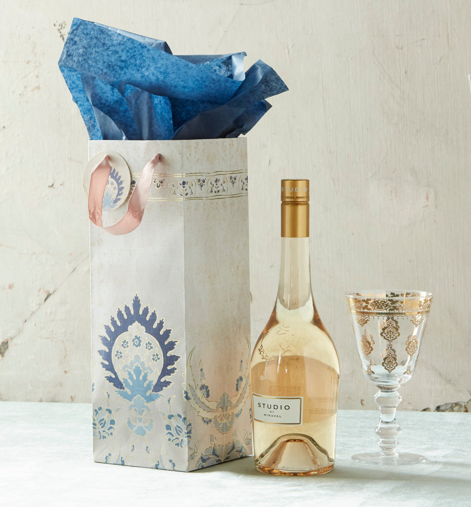 Patina Vie Bottle Gift Bag