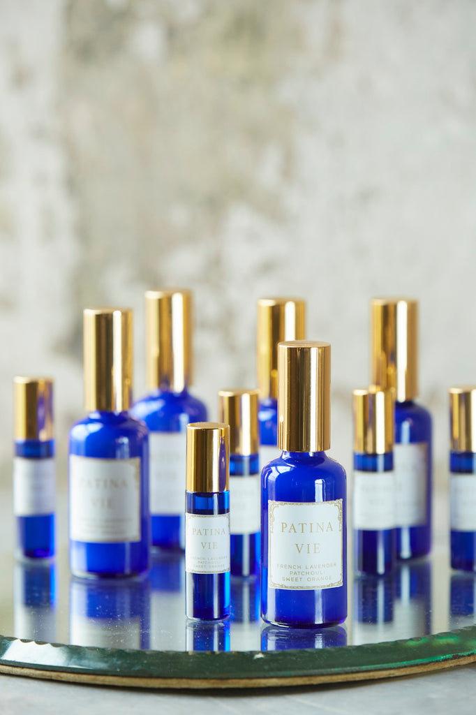 Patina Vie Concentrated Eau De Parfum Oil