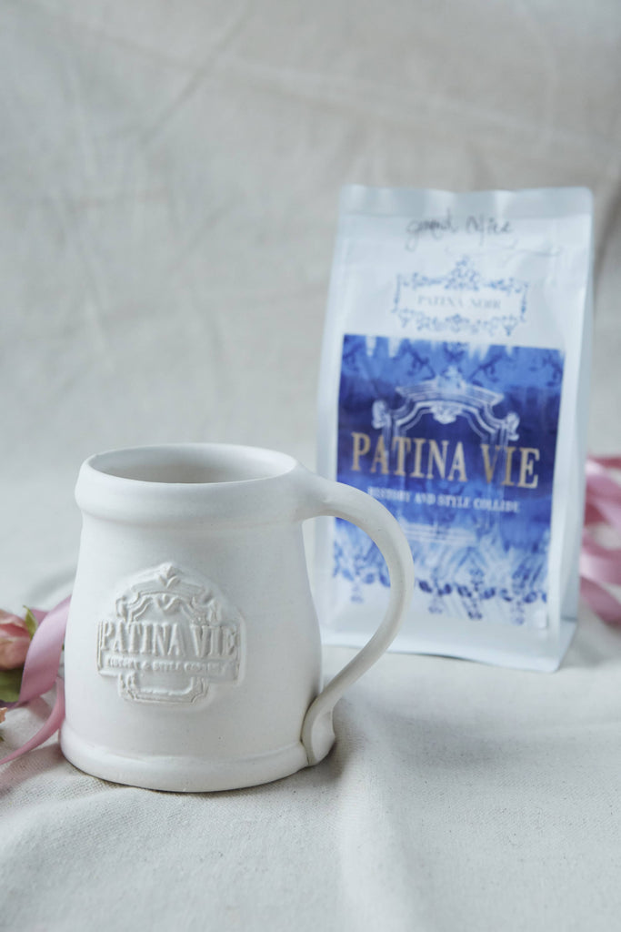 Patina Vie Coffee Lovers Gift Set