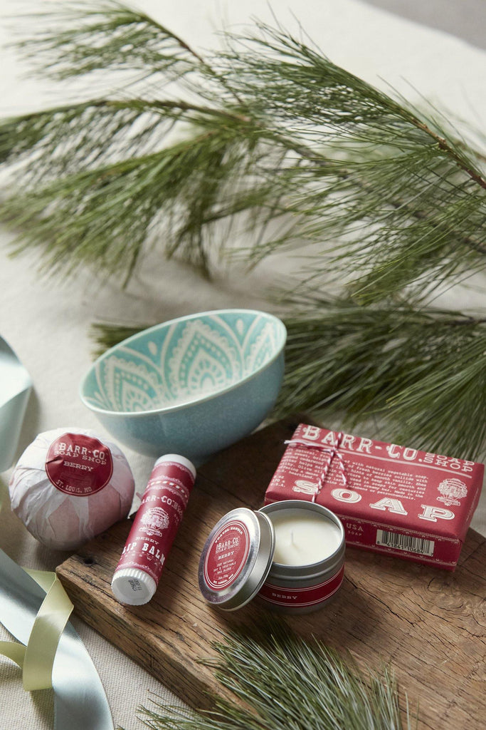 Holiday Berry Pampering Gift Set