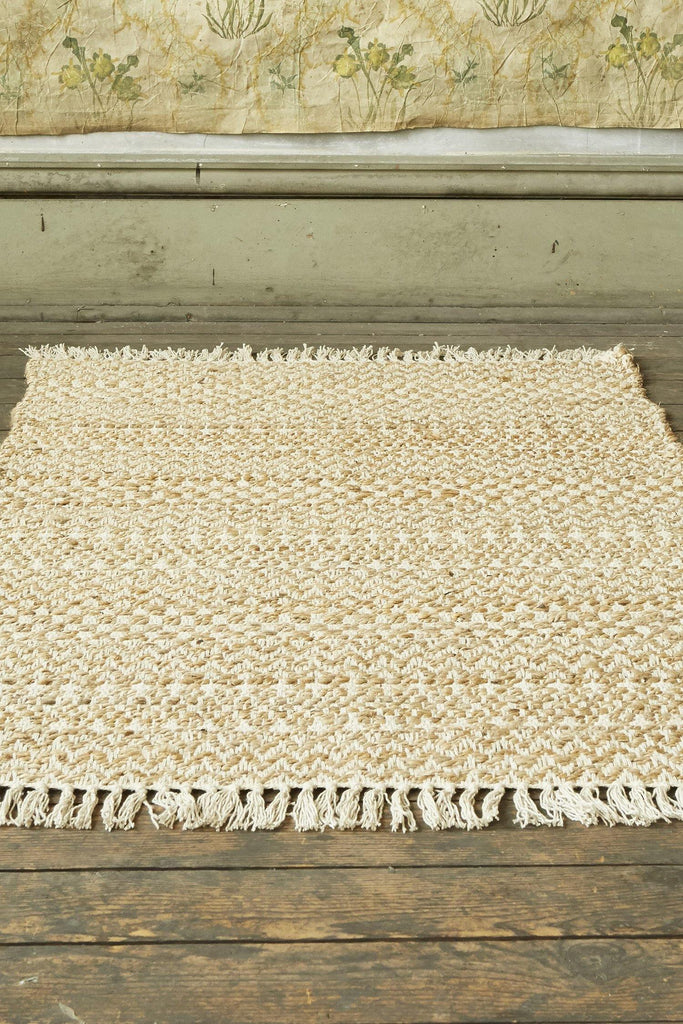 Louis Jute Accent Rug - Patina Vie