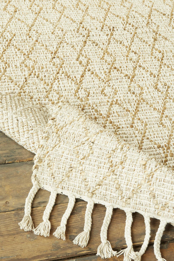 Ridges Jute Accent Rug - Patina Vie