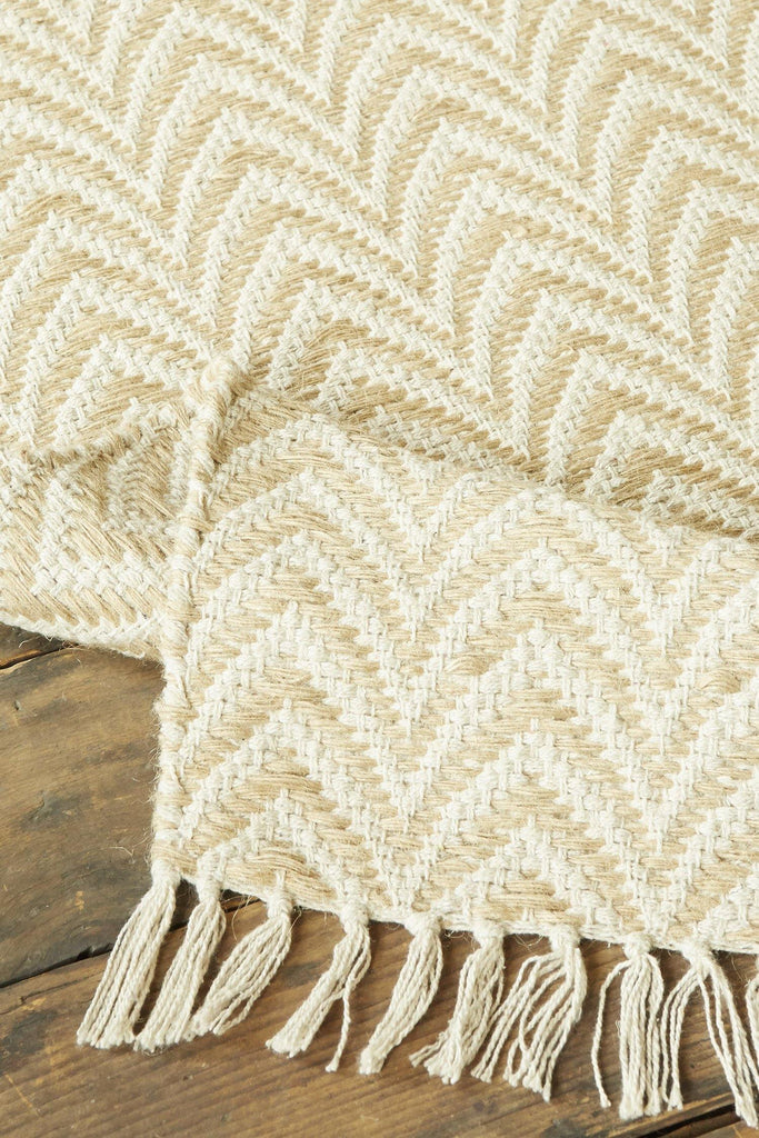 Oasis Jute Accent Rug