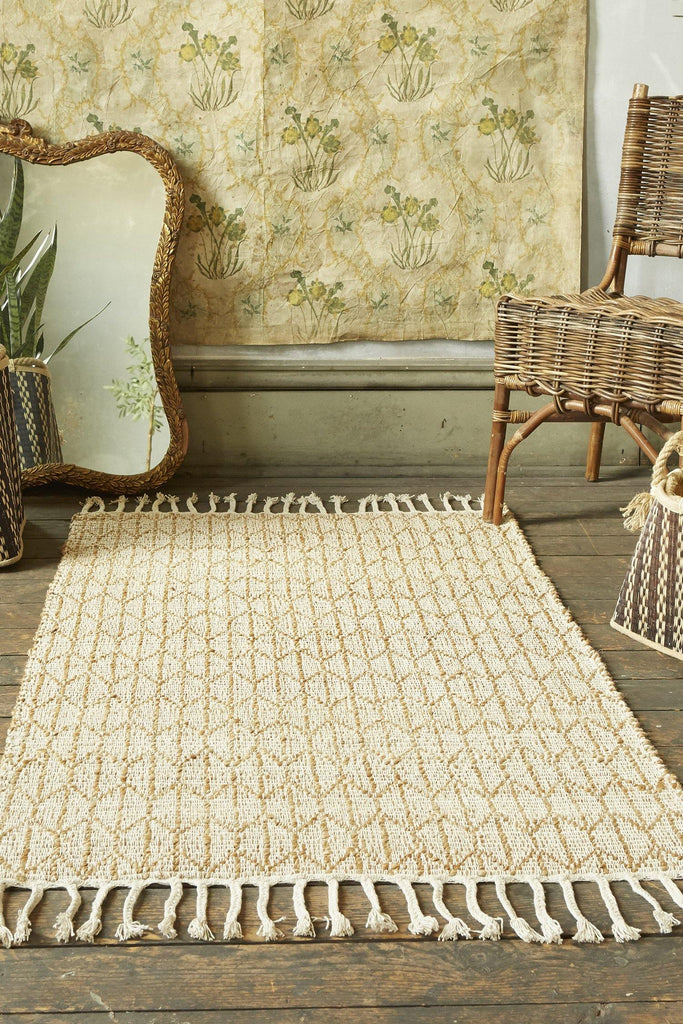 Yorkshire Jute Accent Rug