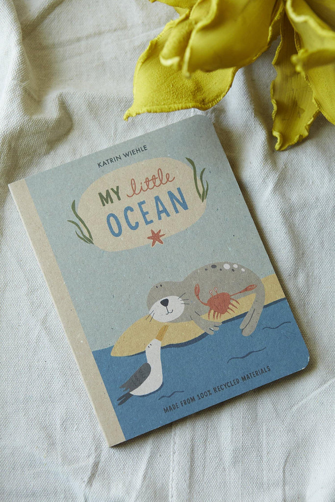 My Little Ocean (A Natural World Board Book) - Patina Vie