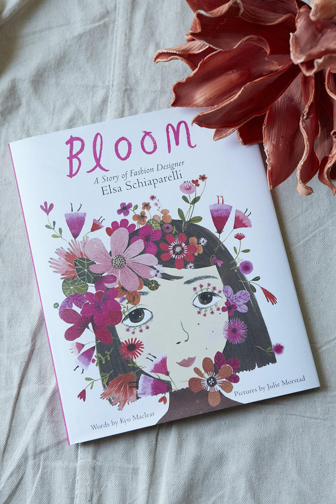 Bloom: A Story of Fashion Designer Elsa Schiaparelli - Patina Vie