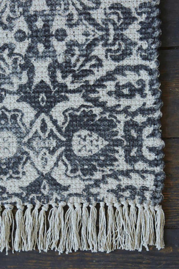 Erwin Accent Rug - Grey
