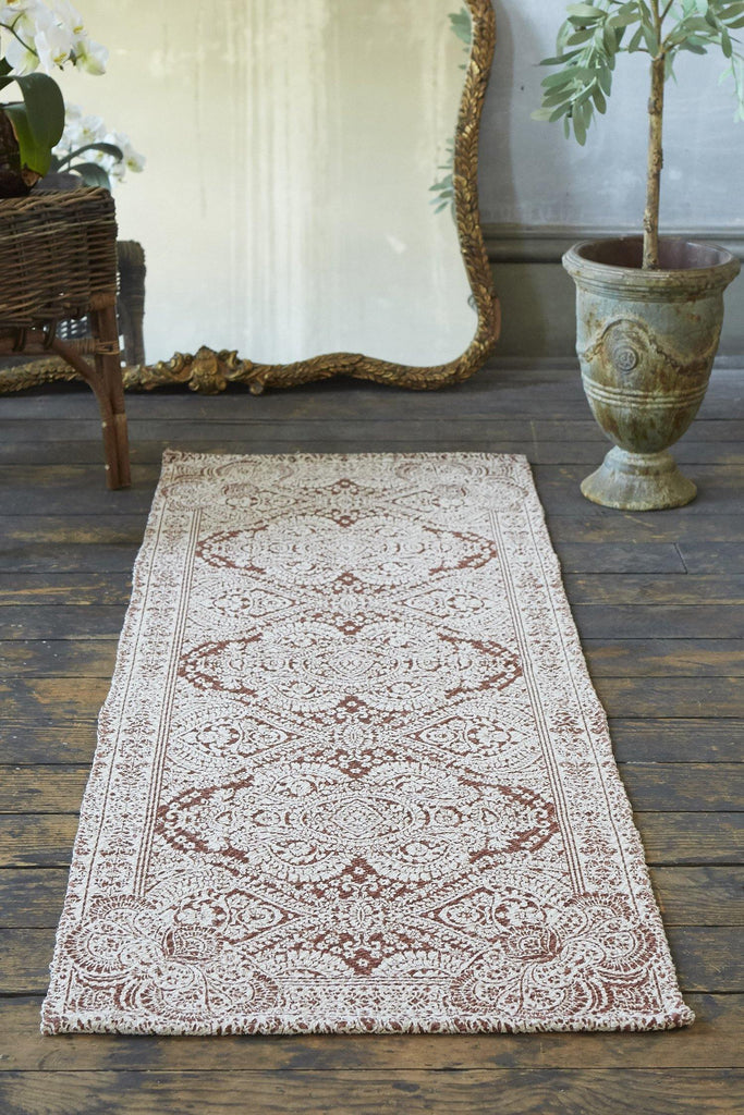 Margo Terracotta Accent Rug
