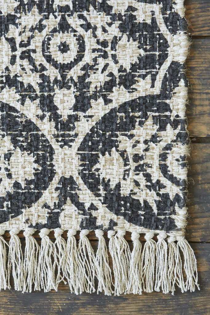 Abby Grey Accent Rug - Patina Vie
