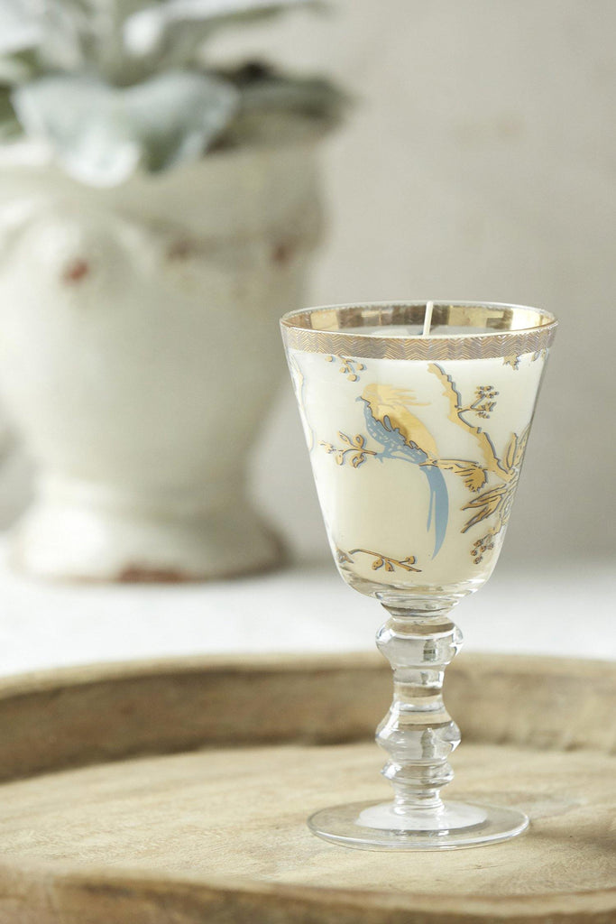 Patina Vie Chantuse Goblet Candle