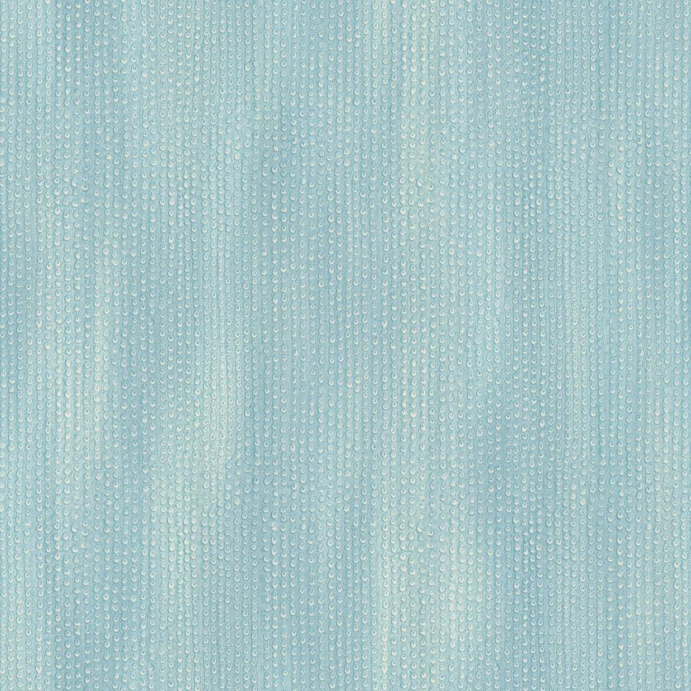 Patina Vie Bead & Patina Wallpaper - Mid Blue