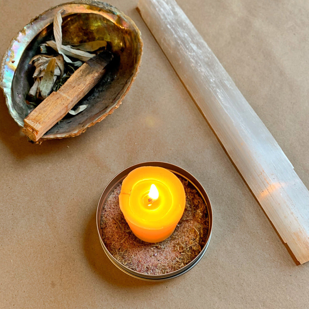 Crystal Charging & Cleansing