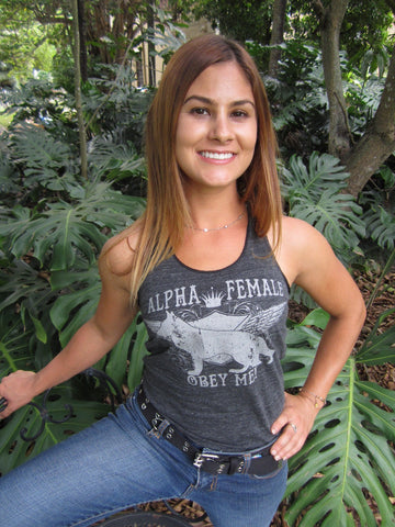 Women's Alpha Female Tank