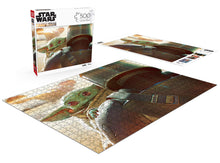 Load image into Gallery viewer, Star Wars - The Mandalorian - The Child - 500 Piece Jigsaw Puzzle