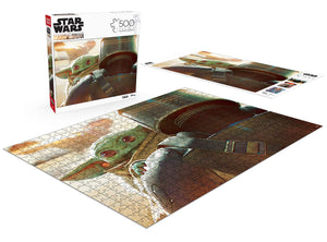 Star Wars - The Mandalorian - The Child - 500 Piece Jigsaw Puzzle