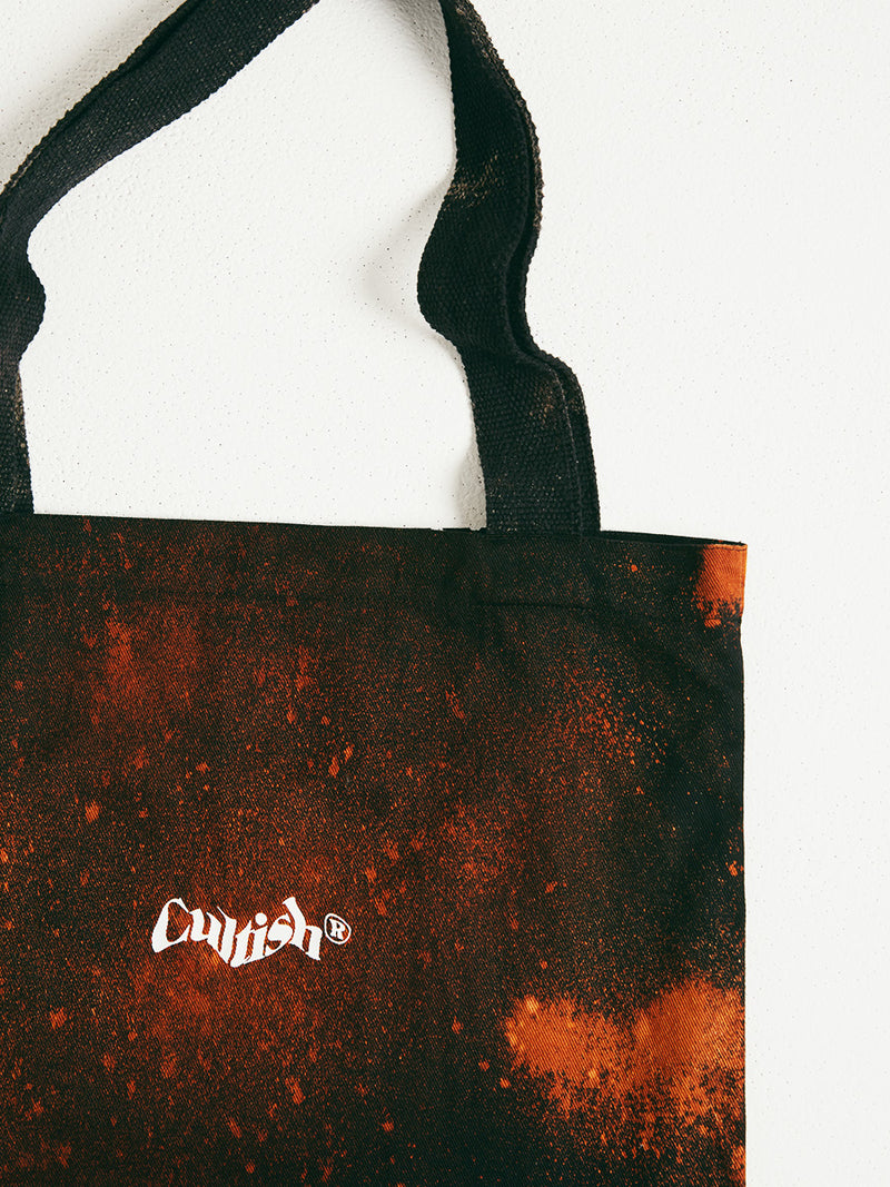 Exclusive Bleach-Treated Stacked C® Logo Tote Bag
