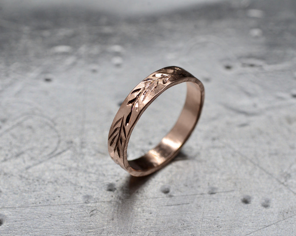 Anna's Ring - Rose Gold