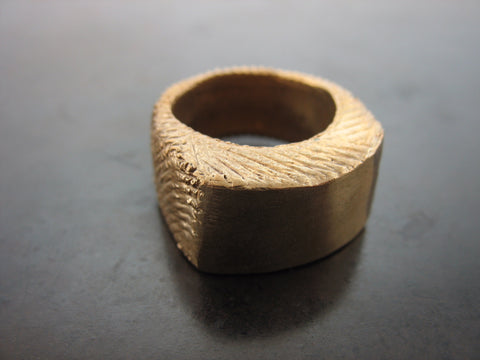 VEGAS RING BRONZE