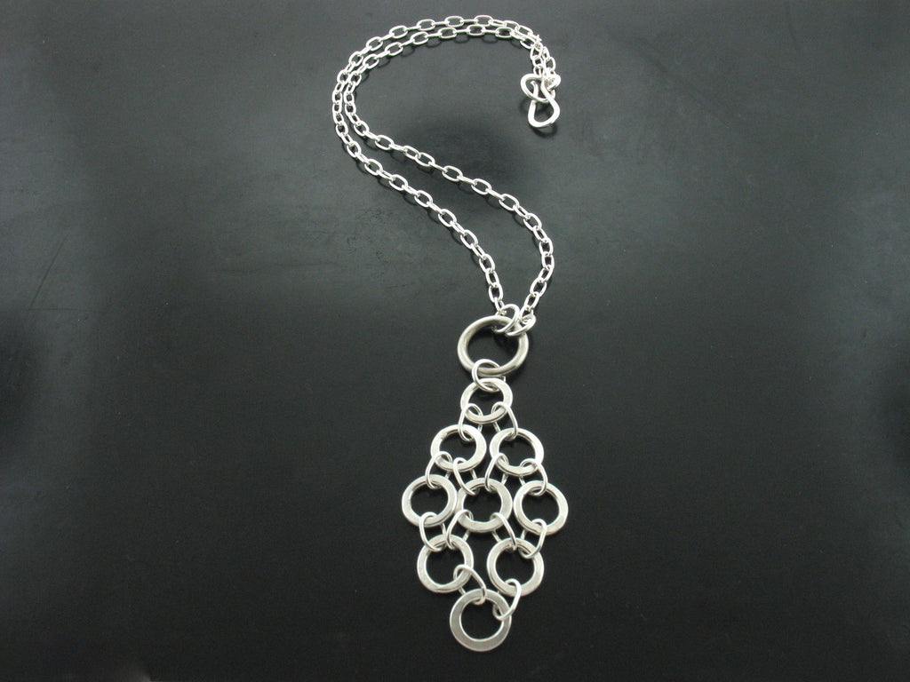 Signature Monk Link Necklace
