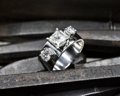 Charles' and Daniel's  Rings - Set No.1