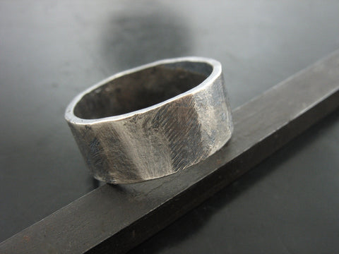 Distressed Zeus Ring