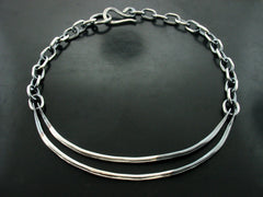 Double Bar Choker