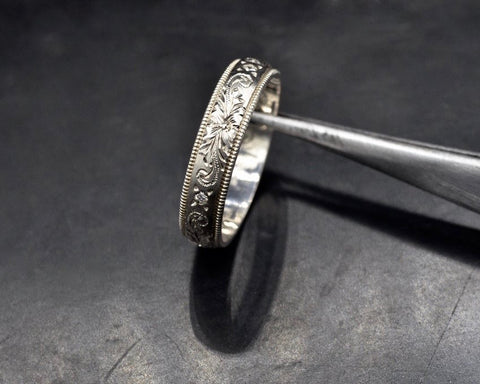 Elizabeth's Wedding Ring