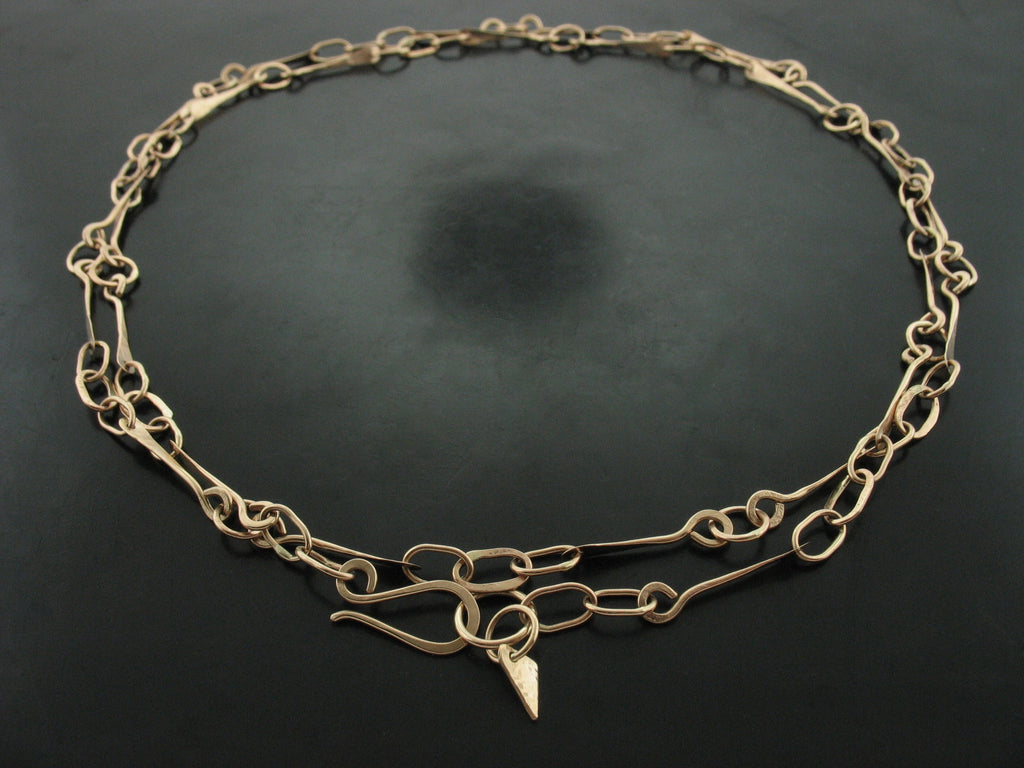 Fortuna Necklace- Yellow Gold