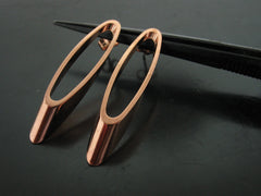 Baltic Earrings Nr. 1 -  Rose Gold