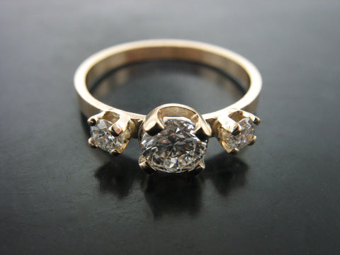 Kristyn's Engagement Ring